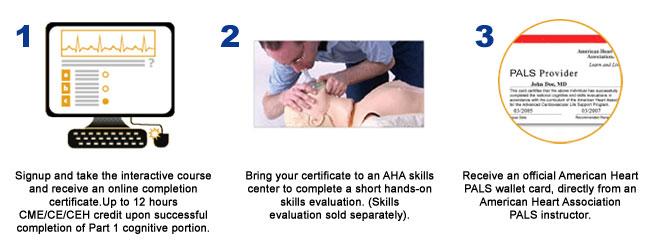 PALS Online Course | AHA ACLS, BLS, PALS and NRP classes
